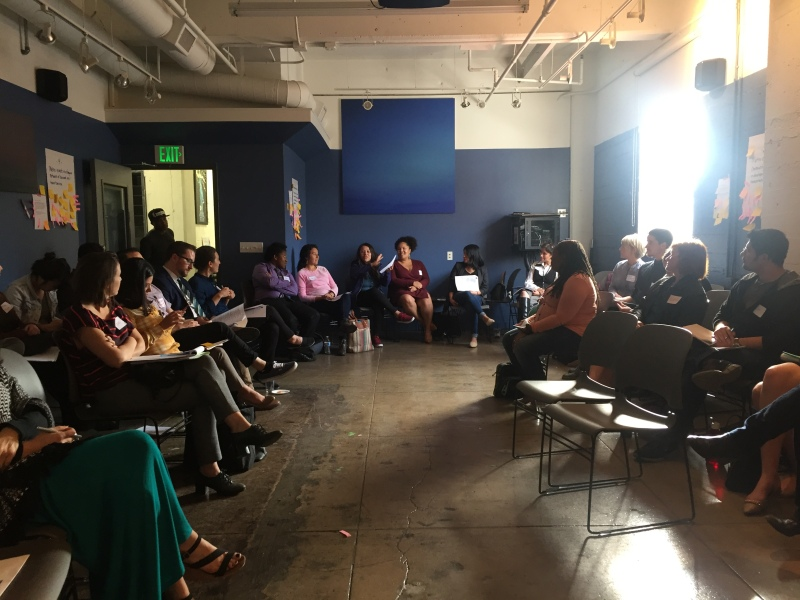 Mobilizing for #JustGrowth: Recap of our 2/16 Work Group Meeting