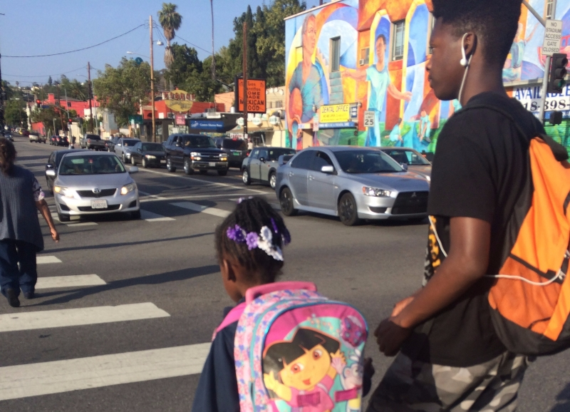 Action Alert: Help Us Advocate for More Accessible, Greener, and Walkable Streets in LosAngeles!